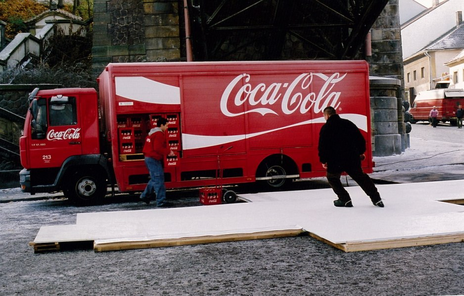 Coca Cola Ice Dance